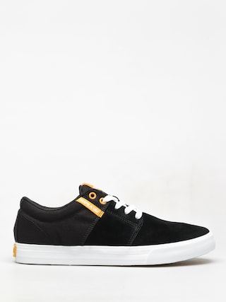 Buty Supra Stacks Vulc II (black/golden white)