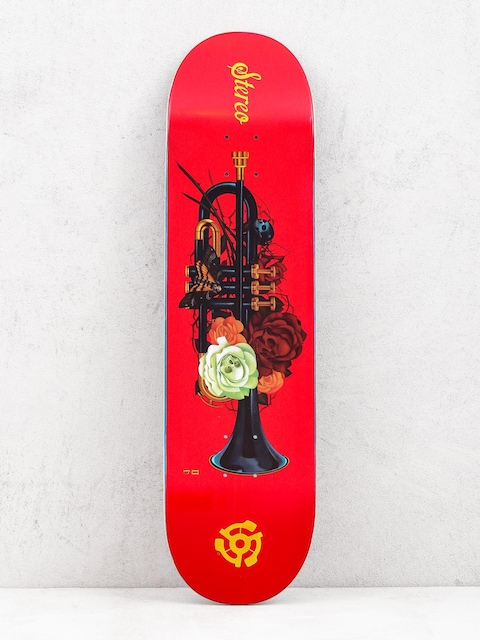 Deck Stereo Amor Eterno (red)