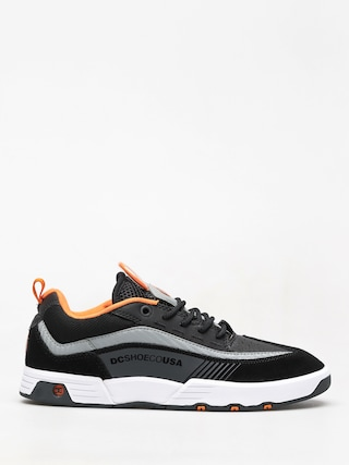 Buty DC Legacy98 Slim S (black/orange/grey)