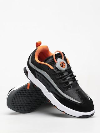 Buty DC Legacy98 Slim S (black/orange/grey)