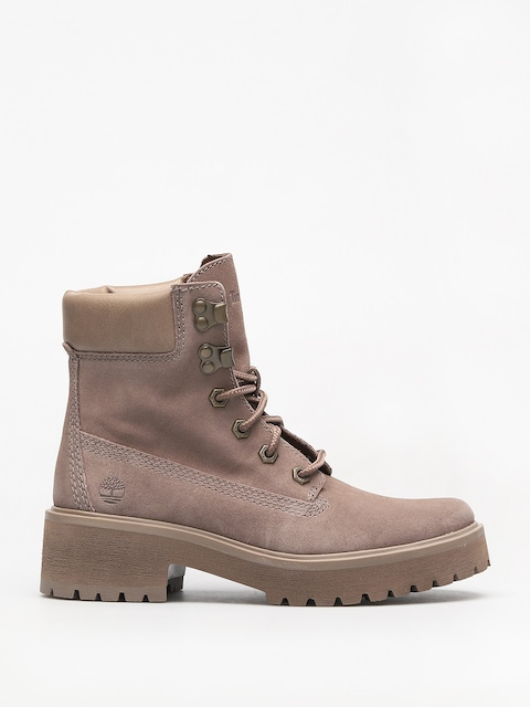 Buty zimowe Timberland Carnaby Cool 6 In Wmn (taupe suede)