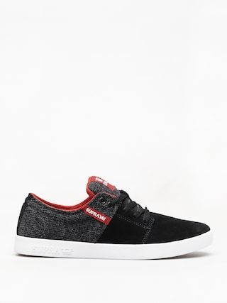 Buty Supra Stacks II (black/bossa nova white)