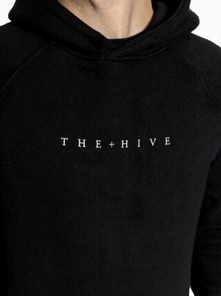 Bluza z kapturem The Hive Moth HD (black)