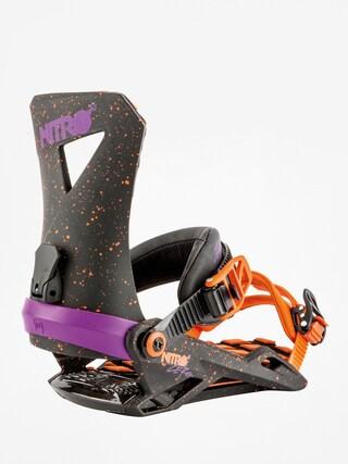 Wiązania snowboardowe Nitro Zero (throwback)