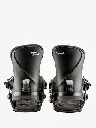 Wiązania snowboardowe Nitro Cosmic Wmn (black)