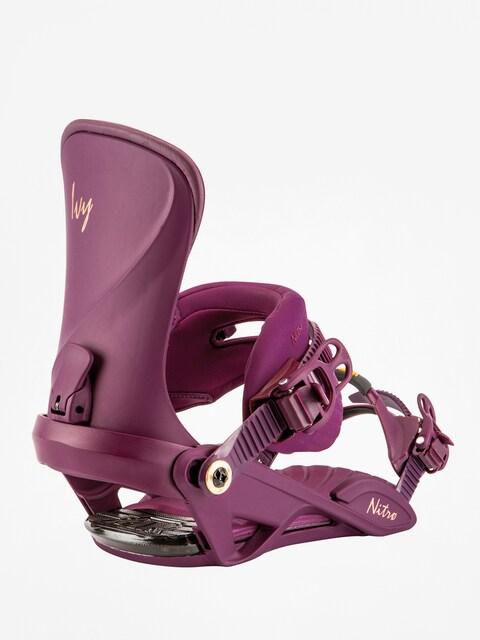 Wiązania snowboardowe Nitro Ivy Wmn