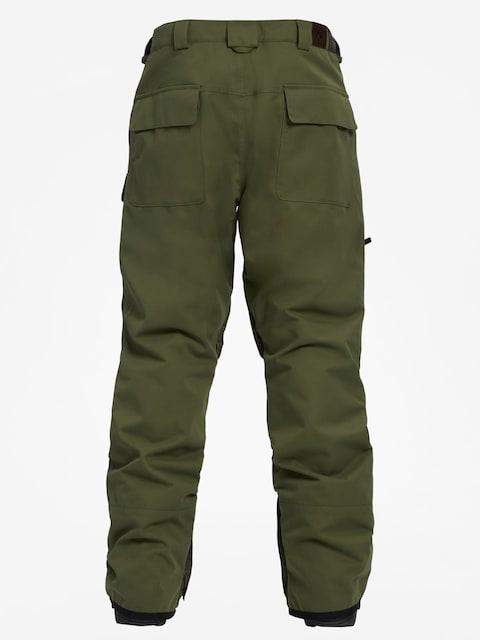 Spodnie snowboardowe Analog Mortar (dusty olive)