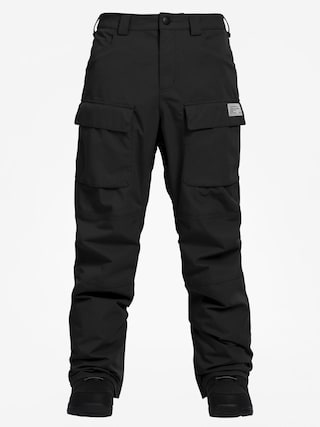 Spodnie snowboardowe Analog Mortar (true black)