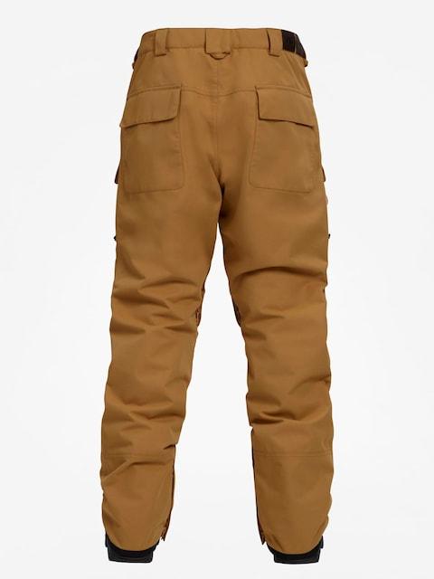 Spodnie snowboardowe Analog Mortar (camel)