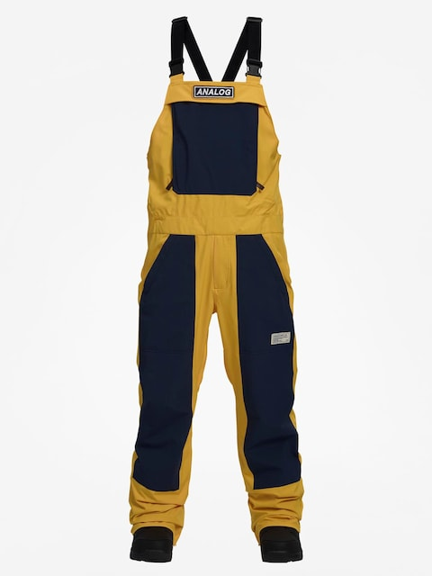 Spodnie snowboardowe Analog Ice Out Bib (flshbk/modigo)