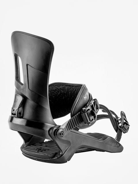 Wiązania snowboardowe Nitro Rambler