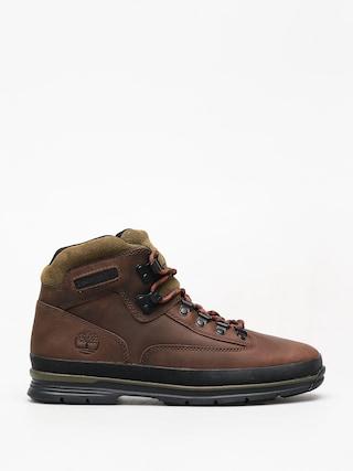 Buty zimowe Timberland Euro Hiker Sf Leather (potting soil)