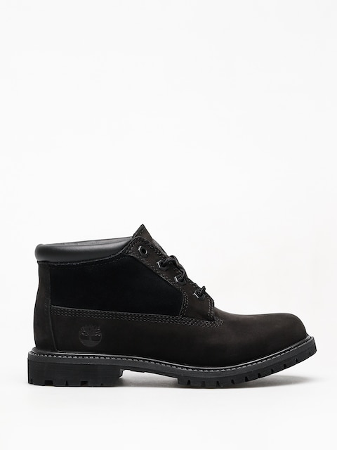 Buty zimowe Timberland Nellie Chk Lthr Sd Nwp Wmn (black)