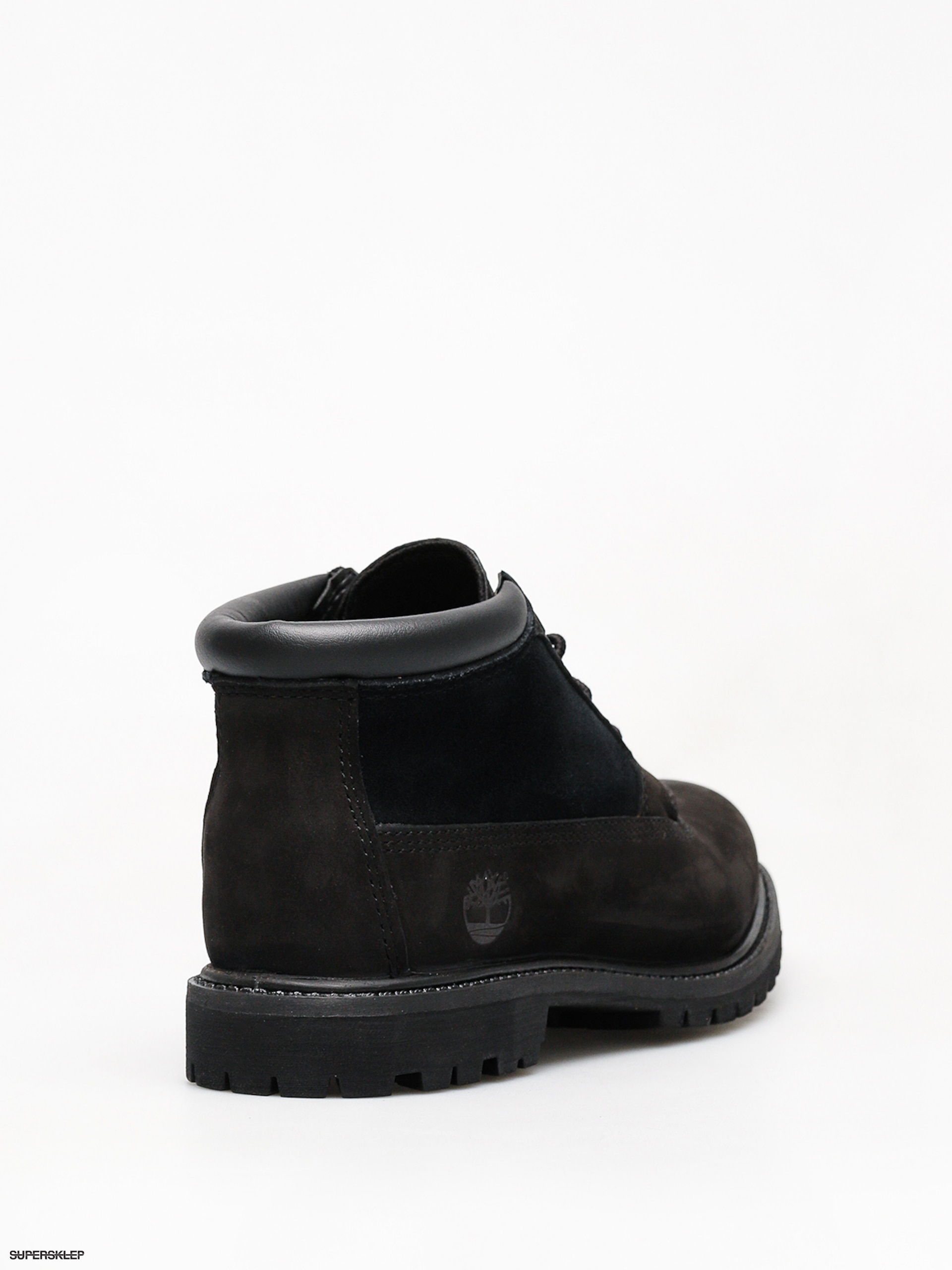 86e9d7c0 Buty zimowe Timberland Nellie Chk Lthr Sd Nwp Wmn (black)