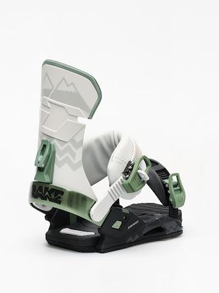 Wiązania snowboardowe Drake Reload (black/grey/green)