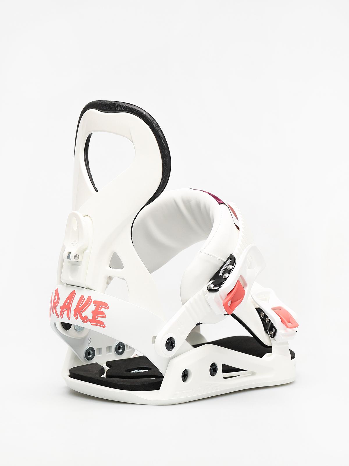 Wiu0105zania snowboardowe Drake Queen Wmn (white)