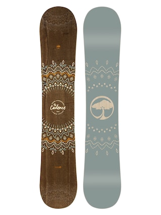 Deska snowboardowa Arbor Cadence Camber Wmn (mint)