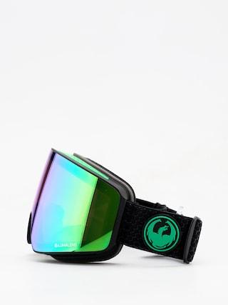 Gogle Dragon PXV (split/lumalens green ion/lumalens amber)