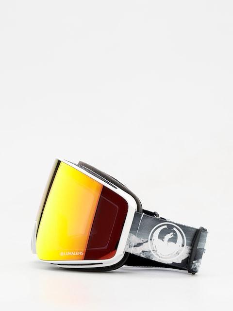 Gogle Dragon PXV (realm/lumalens red ion/lumalnes amber)