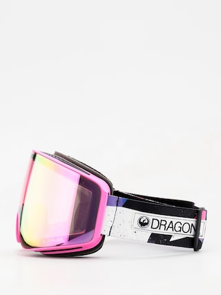 Gogle Dragon PXV (tropic/lumalens pink ion/dark smoke)
