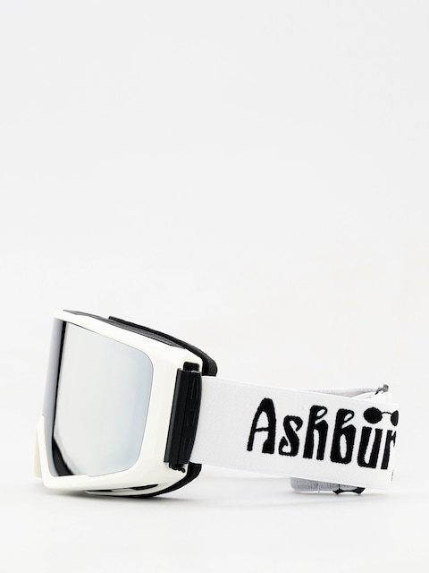 Gogle Ashbury Arrow (white)